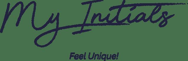 My Initials Logo